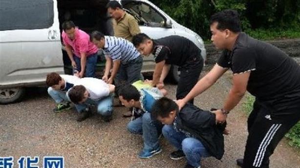 Trung Quốc bắt hơn 800 người Tân Cương vượt biên trái phép