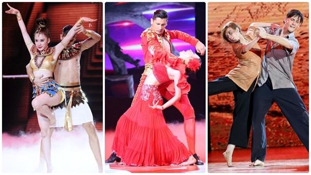 Angela Phương Trinh chiếm trọn cảm tình của khán giả và giới chuyên môn ở Bước nhảy hoàn vũ 2015