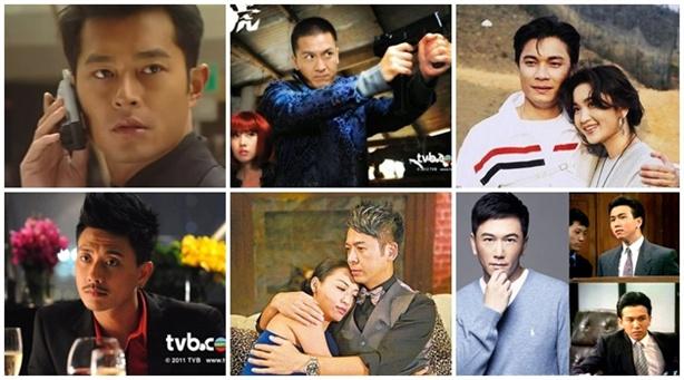 Những ác nhân đẹp trai ngất ngây trên màn ảnh TVB