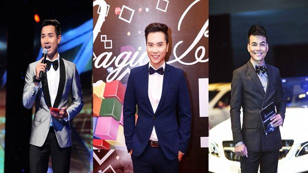 Top 3 MC nam triển vọng 'gây bão' 2015