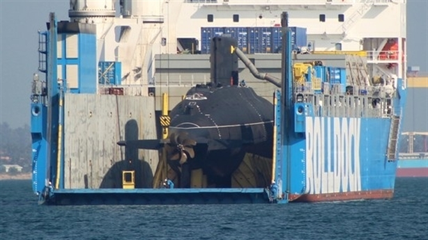 Tàu ngầm Hải Phòng vào Cam Ranh: Sao không che chân vịt?