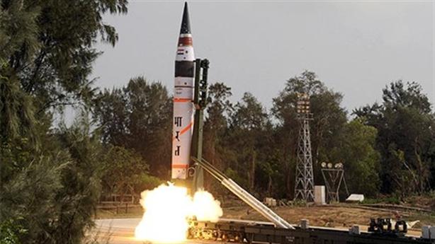 Tên lửa Agni-V có dọa được Trung Quốc?