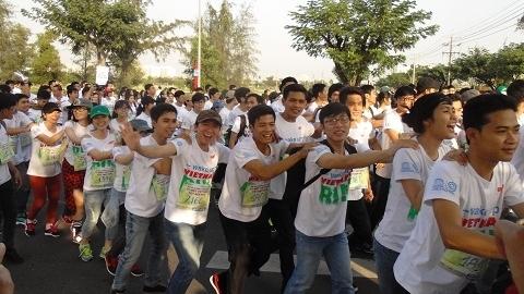 Hơn 3.000 người cùng đi bộ vì giao thông