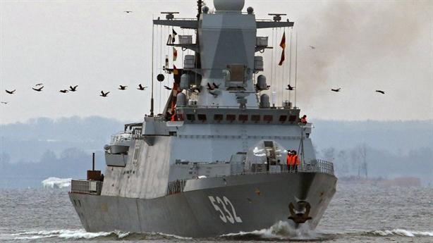 Thiết kế chiến hạm mới của Nga 'bỏ xó' vì cấm vận