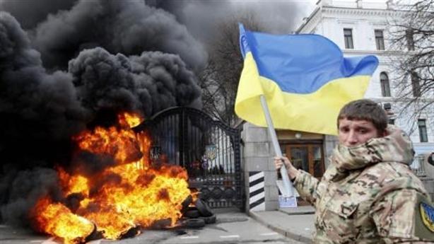 Ukraine: Ly khai vây chặt quân chính phủ, Nga-Mỹ ra tuyên bố