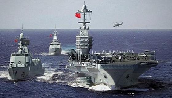 Trung Quốc đang đóng đồng loạt tới 2 tàu sân bay?