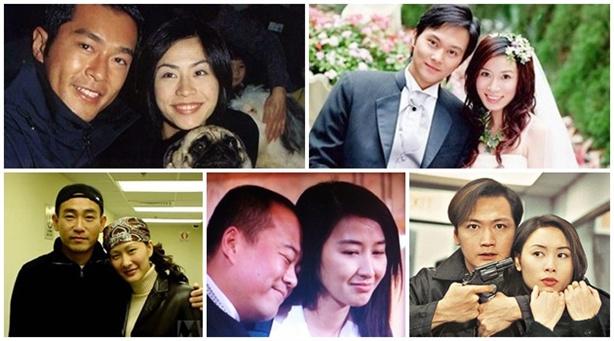 Những cặp tình nhân nhiều duyên nợ của màn ảnh TVB