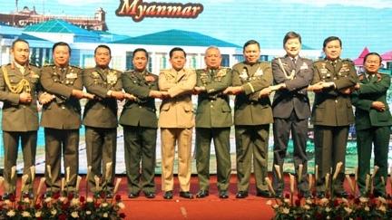 Việt Nam dự hội nghị Tư lệnh lực lượng Quốc phòng ASEAN