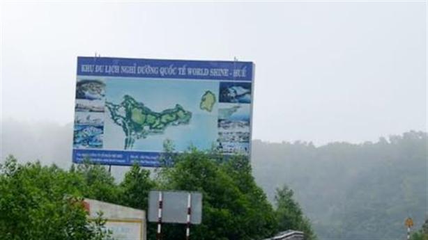 Dự án núi Hải Vân: Thủ tướng trả lời chất vấn