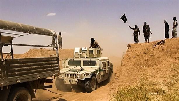 Dàn vũ khí hạng nặng của IS khiến phương Tây 'choáng'