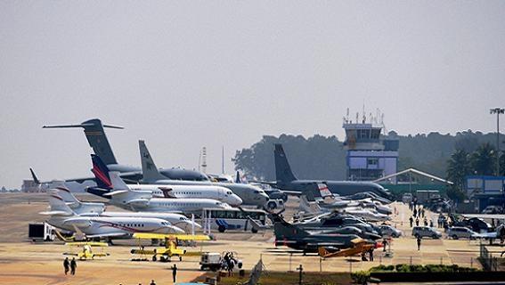 Lấy Nga khích Mỹ, không quân Ấn Độ ngồi hưởng lợi
