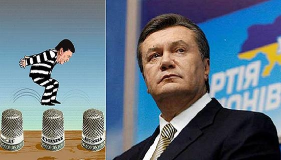 Nga: Tội của Yanukovych ngang những kẻ cầm đầu Maidan