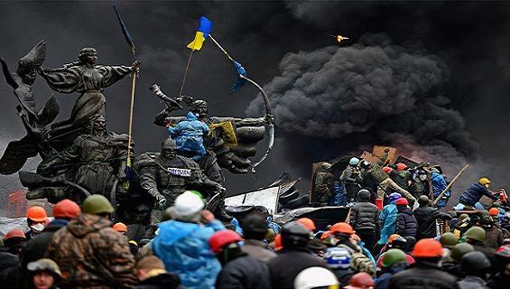 Ukraine 1năm sau Maidan: Loạn lạc, lầm than, huynh đệ tương tàn