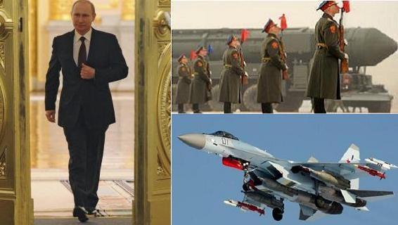Cơ sở để Putin tuyên bố Nga không ngại kẻ thù nào