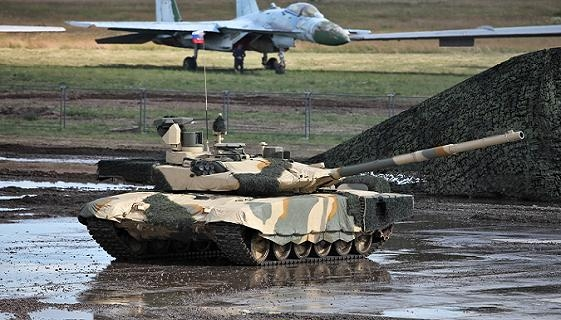 Xem Clip giới thiệu uy lực vũ khí siêu khủng của Nga