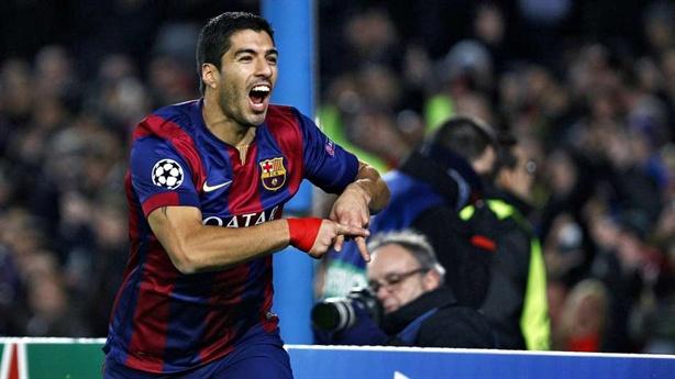 "M.C chi 100 triệu mua Suarez, M.U biến Evans thành ""vật tế"""