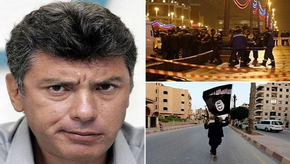 Vụ Boris Nemtsov: Loại Hồi giáo, để ngỏ 'cánh cửa phương Tây'?
