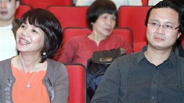 Hé lộ ảnh hiếm chồng MC Diễm Quỳnh, vợ Anh Tuấn