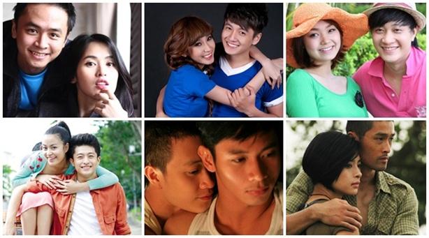 Các cặp đôi màn ảnh Việt khán giả mong sớm tái ngộ nhất