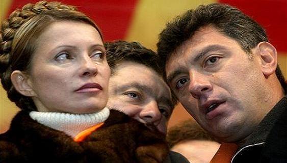 Có 'dấu vân tay Ukraine' trong vụ ám sát ông Boris Nemtsov?