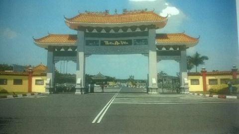8X xây nghĩa trang 1.500tỷ lớn nhất Đông Nam Á là ai?