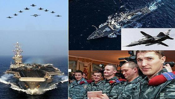"""""""Mùa xuân Crimea"""": Thu phục cảnh sát Berkut, dọa chiến hạm Mỹ"""