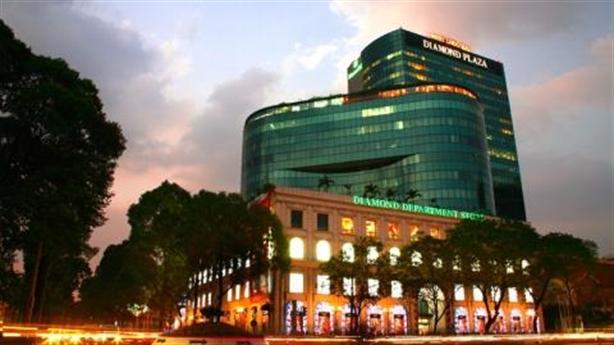 Lotte thâu tóm Diamond Plaza: Hiện thực mộng 'ông hoàng bán lẻ'