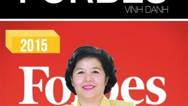 5 nữ tướng Việt quyền lực được Forbes vinh danh là ai?