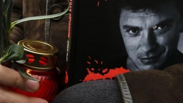 Bắt hai nghi phạm ám sát Nemtsov đến từ một khu vực