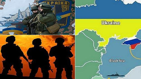 'Mùa xuân Crimea':Đặc nhiệm GRU hạ lính thủy đánh bộ Ukraine