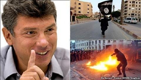 Vụ án Nemtsov: Một trong 3 kịch bản phương Tây chống Nga?