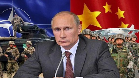 """Nga-Trung: Hai hổ lớn khó trở thành """"bằng hữu"""""""