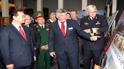 Việt Nam mua Sigma: Mở đường mua sắm vũ khí châu Âu?