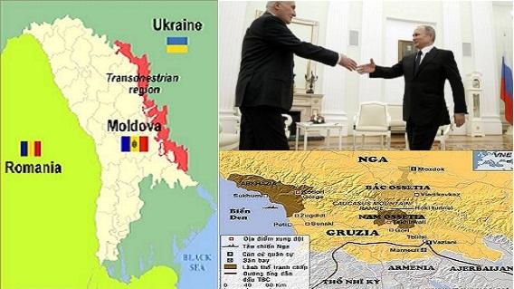 """""""Hiệp ước liên minh"""": Hình thức sáp nhập kiểu mới của Nga?"""