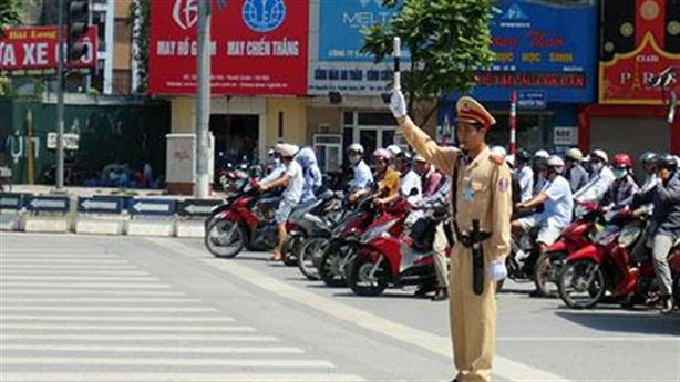 Cấm xe tải, xe khách đảm bảo giao thông cho IPU 132