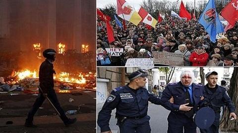 Odessa: Đánh bom gây chia rẽ, một nửa hướng về Nga