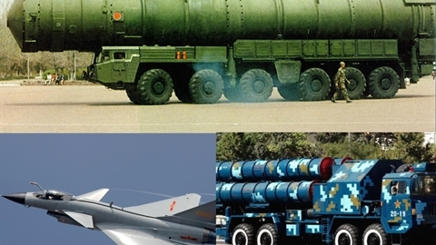 Trung-Ấn sẽ lũng đoạn thị trường xuất khẩu vũ khí thế giới?