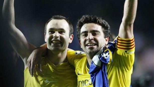 Xavi: Một người Barca đã