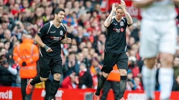 Torres và Suarez cùng trở lại Anfield