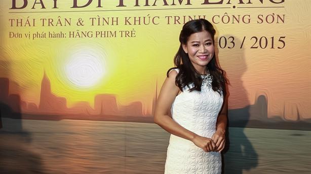 Thái Trân- 5 năm nuôi dưỡng ước mơ nhạc Trịnh