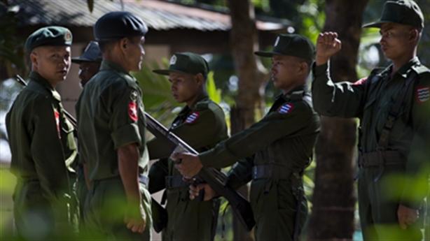 Vụ ném bom nhầm ở TQ: Myanmar xin lỗi