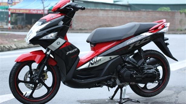 So sánh Air Blade 125 và Yamaha Nouvo 2015