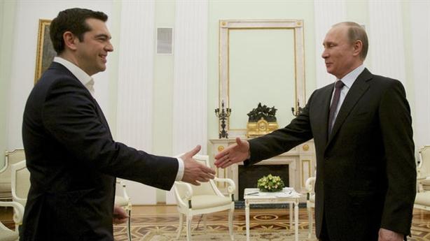 Tổng thống Putin lôi kéo Hy Lạp, gửi thông điệp cho EU
