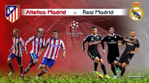 01h45 ngày 15/4, Atletico Madrid - Real Madrid: Mối hận nghìn thu
