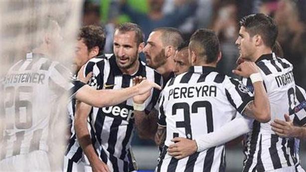 Juventus 1-0 Monaco: