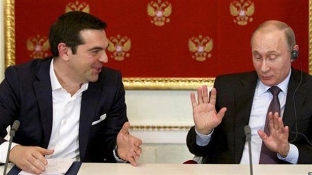 Vì sao Hy Lạp sắp vỡ nợ vẫn cố bảo vệ Nga?