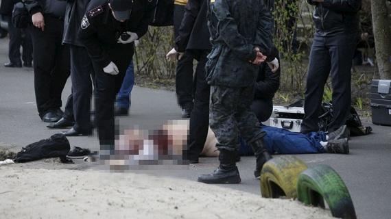 Nhiều nhà báo, chính trị gia thân Nga bị giết ở Kiev
