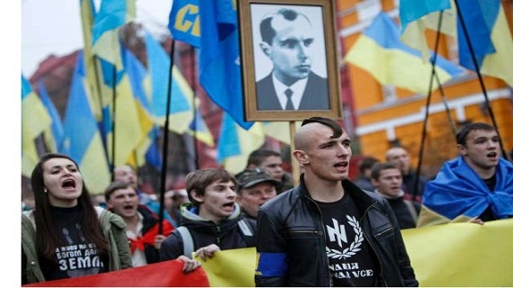 Tổ chức phát-xít mới Ukraine nhận trách nhiệm các vụ ám sát