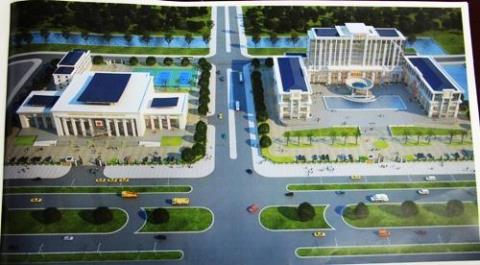 Xây trụ sở mới: Thanh Hóa đổi đất với doanh nghiệp