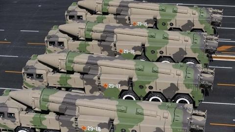 DF-21D Trung Quốc không thể đe doạ tàu sân bay Mỹ
